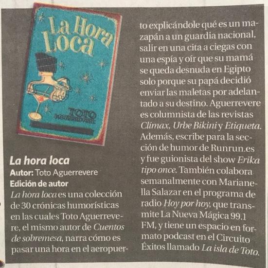 El Nacional Diciembre 2013