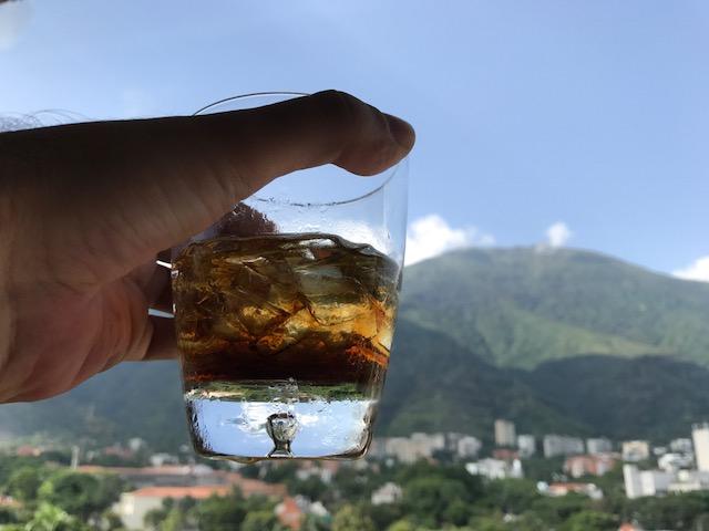 Vivir en Caracas es para gente que toma Coca Colanormal