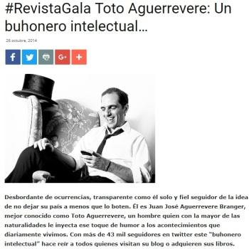 Revista Gala 2014