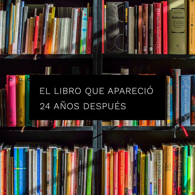 El Libro Desaparecido